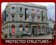 Protected structures